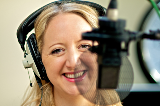 Rachael Naylor, Voice Over Artist